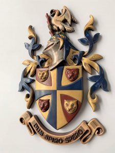 Hand-Crafted Coat of Arms - High Wycombe